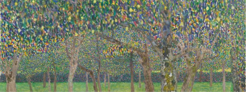 Psy Paris 11 Klimt Pear Tree