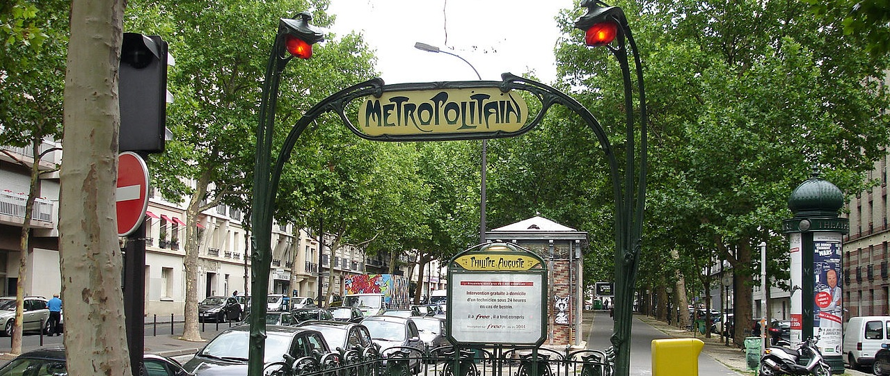 Métro Philippe Auguste Psy Paris 11