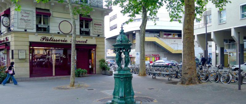 Rue Léon Frot Psy Paris 11