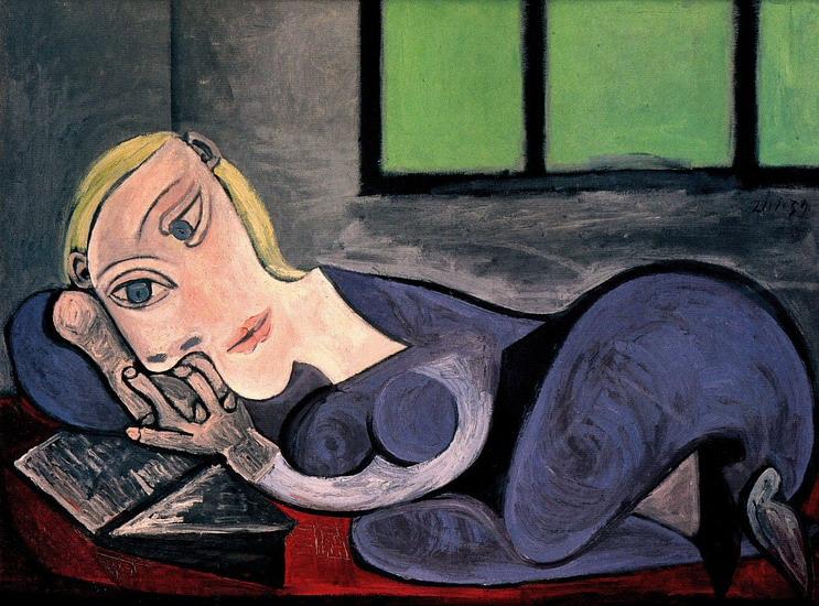 Déprime Dépression Mélancolie Picasso